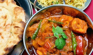 Tandoori Garden: $20 Off Your Bill at Tandoori Garden. Two Options Available.