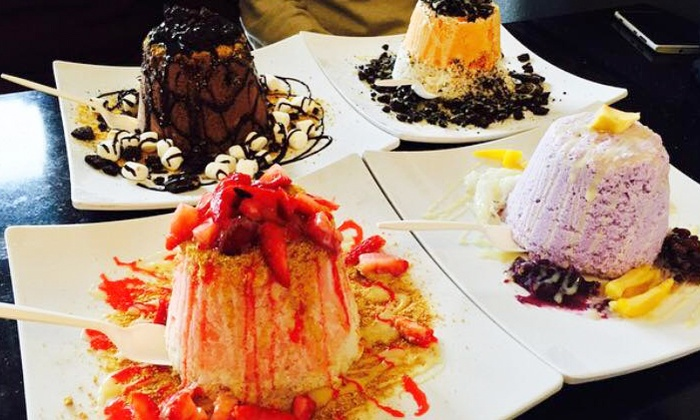 Vampire Penguin - Multiple Locations: Shaved Snow at Vampire Penguin (Up to 30% Off). Two Options Available.