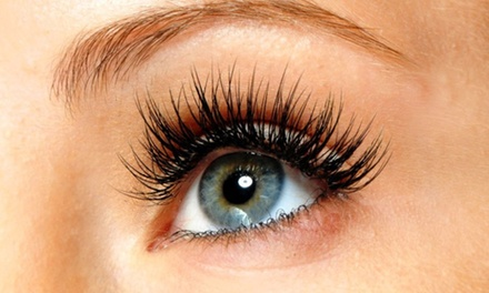 Full Set of Mink Eyelash Extensions with Touch Up Option with Rosemarie Furnari at Inn Style (Up to 45% Off)