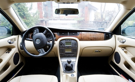 Interior-Detailing Package for a Small, Medium, or Large Vehicle at Car Toys (Up to 52% Off)