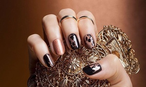 The Nail Bar @ Salon Cuveé: Up to 50% Off Mani's and Pedi's  at The Nail Bar @ Salon Cuveé