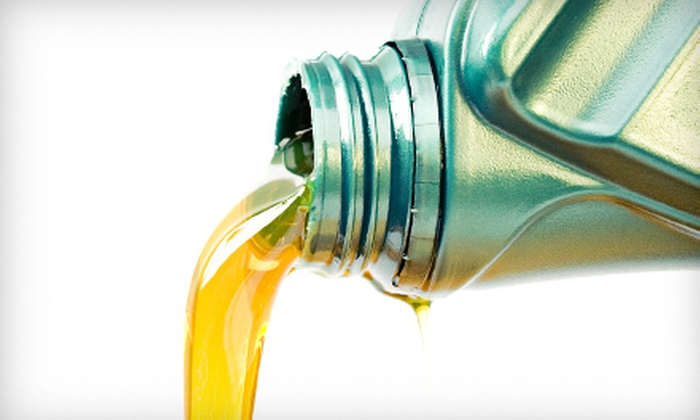 eOilChange.com - Multiple Locations: $30 for Three Oil Changes from eOilChange.com ($88.95 Value)