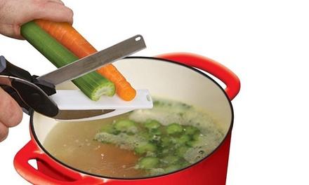 Clever Cutter 2-in-1-Küchenschneider