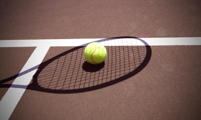Tennis In Orlando - Callahan: Private or Group Tennis Lesson at Tennis In Orlando (Up to 57% Off)