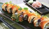 AED 100 to Spend on Sushi