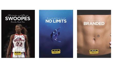ESPN Nine for IX DVDs