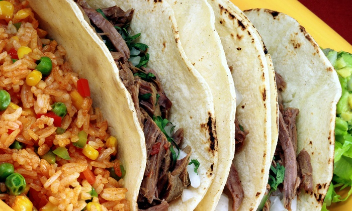 Taqueria Los Cabos - Rocklin: $18 for Four Groupons, Each Good for $8 Worth of Mexican Food at Taqueria Los Cabos ($32 Value)