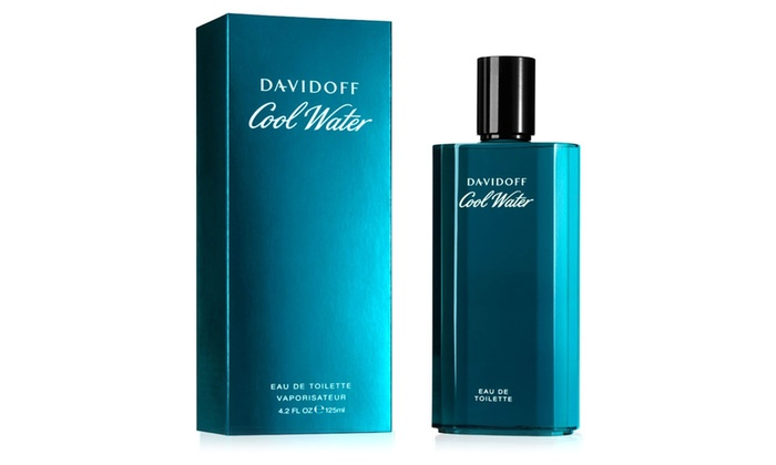 Davidoff Cool Water Eau de Toilette for Men (4.2 Fl. Oz.)