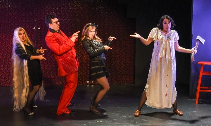 """Hell's Belles"" - The Elektra Theatre: Hell's Belles the Musical (Saturdays, Sundays, and Mondays through December 14)"