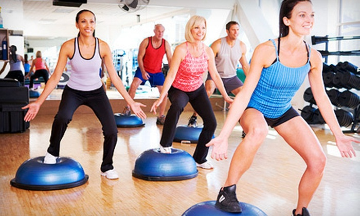 PT Squared, LLC - Collierville: 8, 12, or 24 Fitness Classes at PT Squared, LLC (Up to 69% Off)