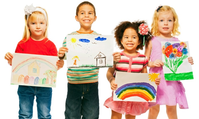 Art it Yourself - Euclid: Two or Four Kids' Art Classes at Art it Yourself (Up to 52% Off)