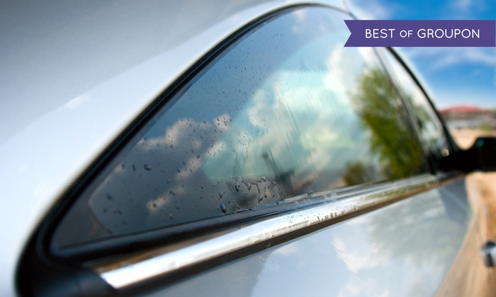 Rio Rancho Glass and Tint - Rio Rancho Glass and Tint: One or Two Exterior Car-Wash Packages or Two Headlights Restored at Rio Rancho Glass and Tint (Up to 53% Off)