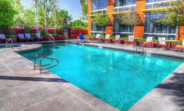 3 Star Top Secret Phoenix Hotel Stay At