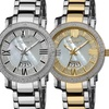Akribos Women's Diamond Bracelet Watches