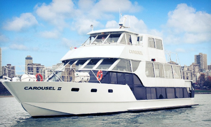 Accent Cruises - Fairview: $89 for a Fall Evening Yacht Cruise with Wine and Cheese for Two from Accent Cruises ($198 Value)