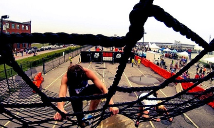 Entry to Urban Raid Obstacle-Course 5K on Saturday, September 20, with Beer and T-shirts for 1 or 2 (53% Off)