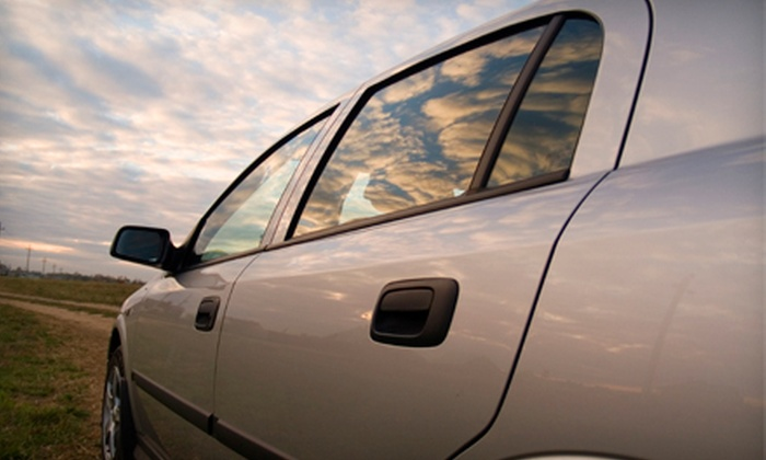 Underground autostyling inc. - Gulf Gate Estates: $45 for Tinting on Two Front Car-Door Windows at Underground autostyling inc. ($99 Value)