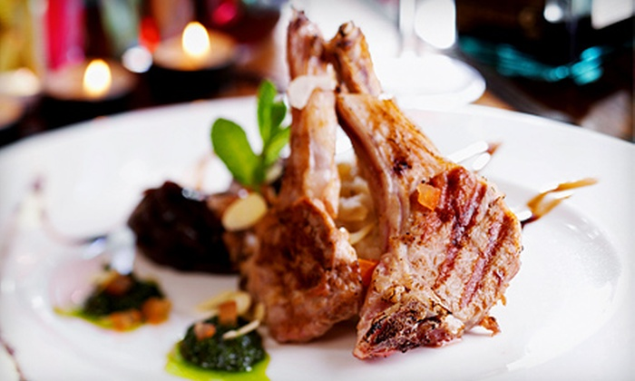 Bistro 491 - Sand Hills: $25 for $50 Worth of Southern-Inspired French Cuisine at Bistro 491