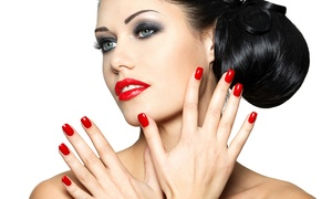 La Bella Nails: $21 for Manicure with Gel Polish at La Bella Nails ($35 value)