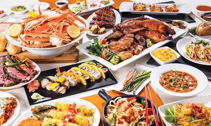 World buffet deals glasgow
