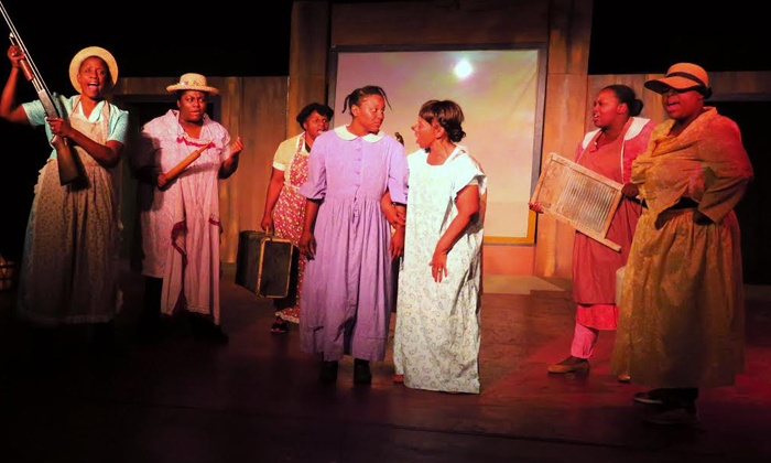 """The Color Purple"" - Stage Aurora Theaterical Company: ""The Color Purple"" at Stage Aurora Theatrical Company on April 10–19 (Up to 53% Off)"