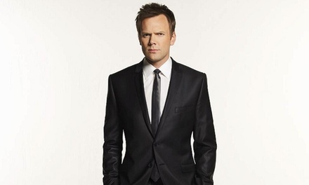 Joel McHale at Horseshoe Southern Indiana on Saturday, April 25, at 8 p.m.