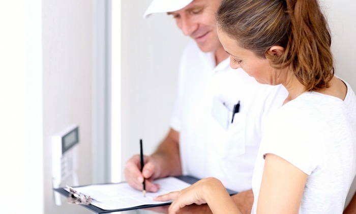 Baltic Security Systems, LLC - Boston: $249 for an In-Home Security System and Three Months of Home Monitoring from Baltic Security Systems, LLC ($850 Value)