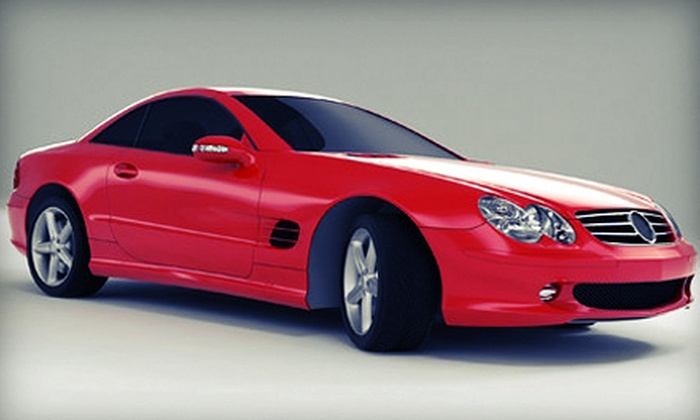Alta Mere - EgraF-X: $75 for $150 Worth of Window-Tinting Services at Alta Mere