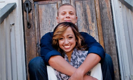 $69 for an On-Location Family, Engagement, or Senior Photo Shoot from FTM Photography ($150 Value)