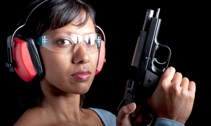 S-TACT - South Main: 10-Hour Concealed-Handgun-License Class with Continental Breakfast for One or Two at S-TACT (52% Off)