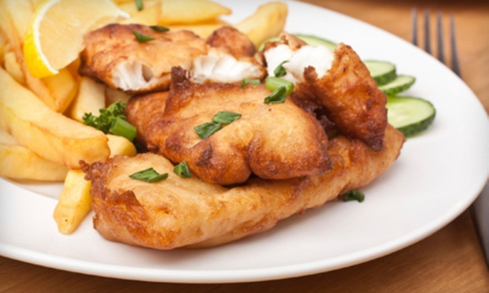 Arcade Seafoods - Downtown,Edgemont: $7 for $15 Worth of Seafood at Arcade Seafoods