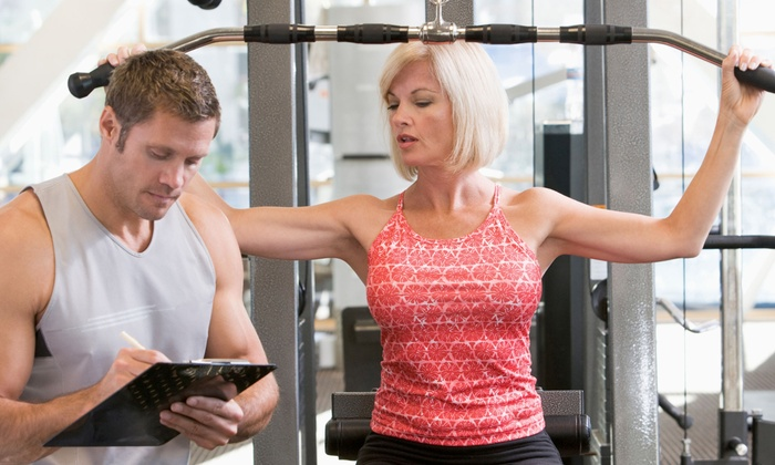 Fit 4 Life - Tampa: $90 for $200 Worth of Personal Training at Fit 4 Life