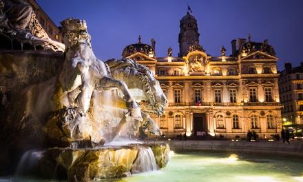 Lyon : 1 à 3 nuits, boisson de bienvenue et petits déjeuners en option au Comfort Suites Lyon Est Eurexpo pour 2
