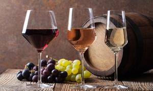 Hummingbird Hills Winery: Up to 61% Off Wine Tasting For Up To Four at Hummingbird Hills Winery
