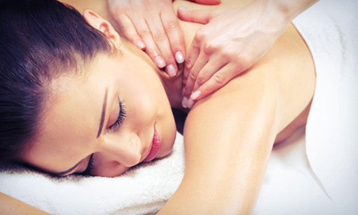 St. James Studio Salon & Day Spa - Carmichael: One or Three 60-Minute Therapeutic Massages at St. James Studio Salon & Day Spa (Up to 59% Off)