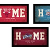 "NBA 10""x20"" Home Sweet Home Signs"