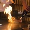 Show culinaire japonais