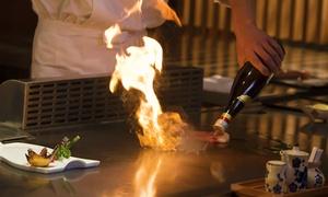 Sakura - Courtrai: Menu en 6 services pour 2 ou 4 personnes dès 49 € au restaurant Sakura - Courtrai