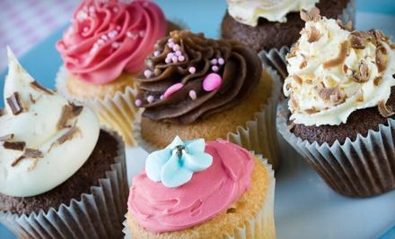 Halo Cupcake - Halo Cupcake in