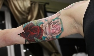 Castro Tattoo: $49 for $100 Toward Tattoo Services at Castro Tattoo