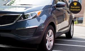 Perfect Car Serviços Automotivos: Perfect Car – V. Isabel: lavagem e cristalização de para-brisa (opção de enceramento, A/C, limpeza do motor e mais)