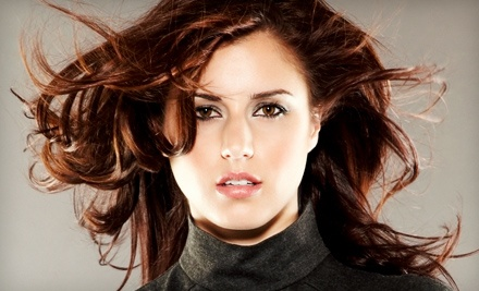Haircut, Blow-Dry, and Style with Optional Color or Full or Partial Highlights at Styles by Nati (Up to 53% Off)