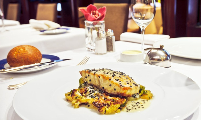Petrossian - West Side,Midtown,San Juan Hill: $50 for a Caviar Tasting for Two or $100 for Prix Fixe French Dinner for Two
