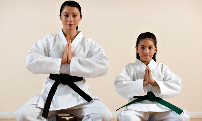 Master Yu's Power Kick - Piscataway: Four Weeks of Martial-Arts Classes for Kids or Adults at Master Yu's Power Kick (Up to 63% Off)