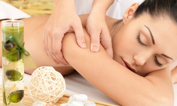 The Woodhouse Day Spa - Multiple Locations: $199 for a Spa Packagewith a Massage, Facial, Mask, and Pedicure at The Woodhouse Day Spa ($380 Value)