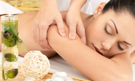 $199 for a Spa Package	with a Massage, Facial, Mask, and Pedicure at The Woodhouse Day Spa ($380 Value)