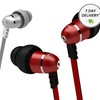 MEElectronics Flat-Cable In-Ear Headphones (EP-M9PG2)