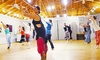 Hamsa Dance - Ventura: Four or Eight Bollywood or Indian Fusion Dance Classes from Hamsa Dance (Up to 63% Off)