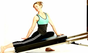 Yoga Trends: $29 for Five Barry Method Yoga-Pilates Classes with Free Weights at Yoga Trends ($100 Value)