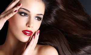 Zee Beauty Services: Haircut, Color Service, or Both at Zee Beauty Services (Up to 63% Off)